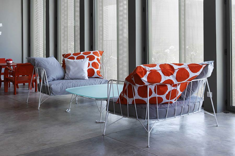 eucanistro sofa and eus table by eumenes in Point Yamu - Thailand